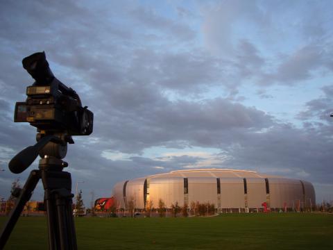 Peter Eisenman : University of Phoenix Stadium for the Arizona Cardinals