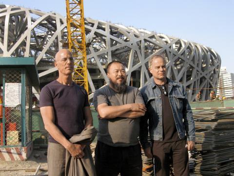 Bird's nest… Herzog et De Meuron en Chine